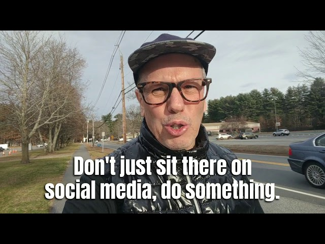 Don't Just Sit There on Social Media, Do Something