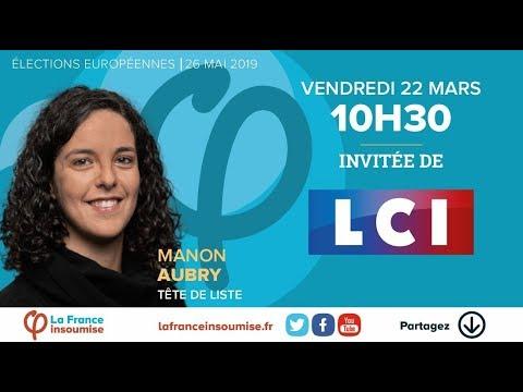 Manon Aubry (LFI): Notre programme propose des réponses concrètes !