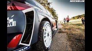 Leg 1 - Top Moments - 2018 WRC Rallye Deutschland - Michelin Motorsport
