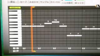 YouTube Captureから パワプロの譜面向けにキー調整や拍子の変更などを...