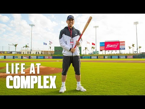 Spring Training with World Series MVP George Springer!  LIFEATCOMPLEX