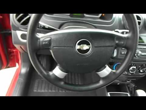 2011 Chevrolet Aveo - Sedan San Antonio TX PW0157