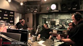 The Smithereens - You've Got To Hide Your Love Away (Breakfast With The Beatles, August 4th, 2013)