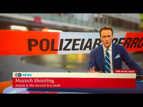 Breaking News Munich Shooting