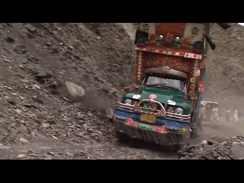 Les chemins de l'impossible - Pakistan, la route des cimes