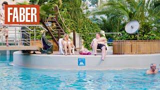 Faber - Wer nicht schwimmen kann der taucht (Lyric Video)