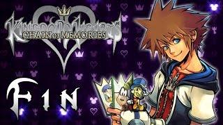 Kingdom Hearts : Chain of Memories | Fin