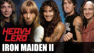 Heavy Lero - IRON MAIDEN (2ªparte) (1982 - 2000) - apresentado por Gastão e Clemente