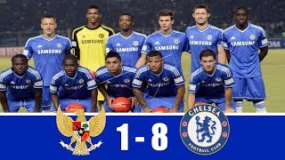 Download Lagu INDONESIA vs CHELSEA 1-8 | Friendly Match | All Goals & Highlights mp3