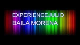 Julio Iglesias. Baila Morena