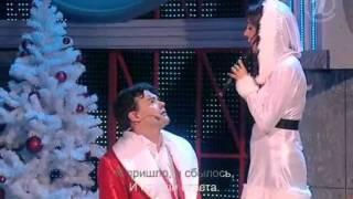 Зара и Евгений Дятлов в ДЗ 2012