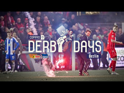 Copa90 documentary about the history of the Berlin Derby