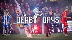 """""""Welcome to Berlin Motherf*cker!""""   Derby Days Berlin   1. FC Union Berlin v Hertha BSC"""