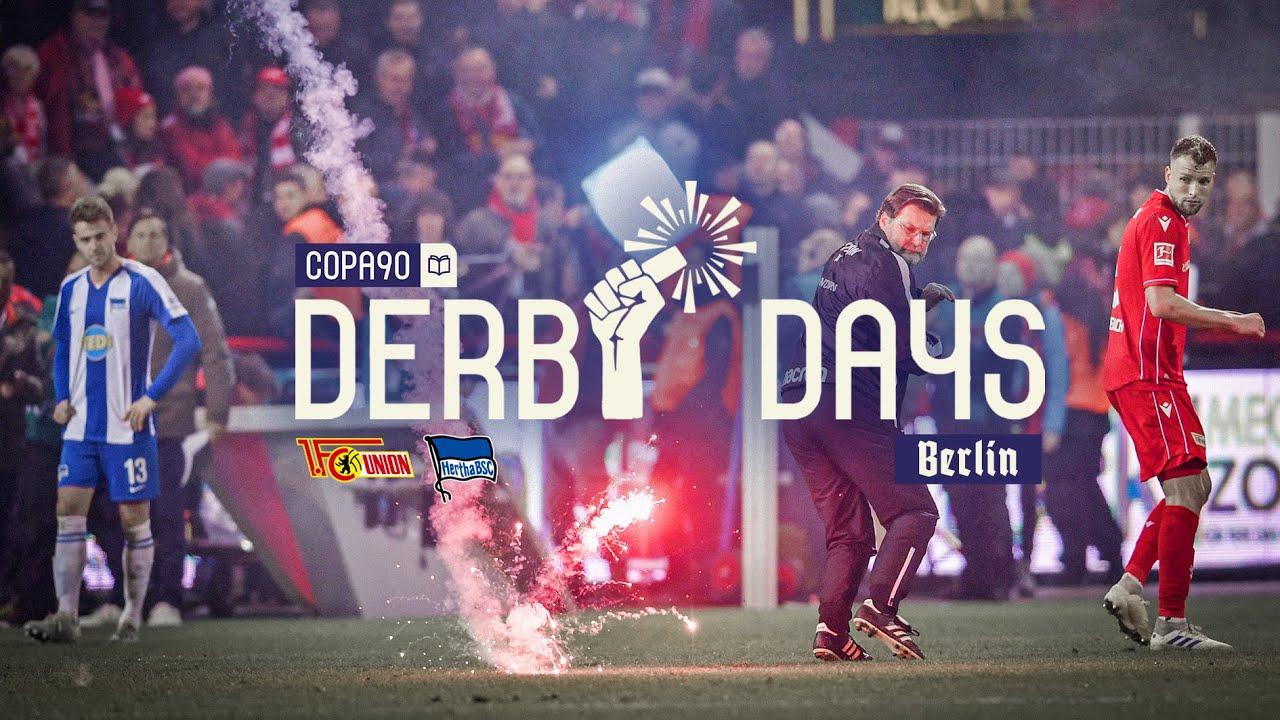 "Download ""Welcome to Berlin Motherf*cker!"" | Derby Days Berlin | 1. FC Union Berlin v Hertha BSC"