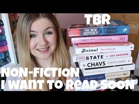 My Non-Fiction TBR