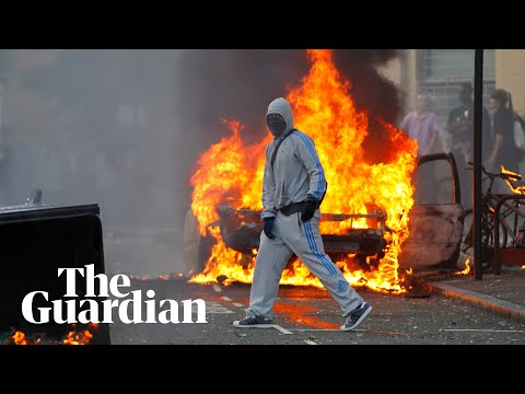 Reading the Riots: 'I have no doubt the riots will happen again'