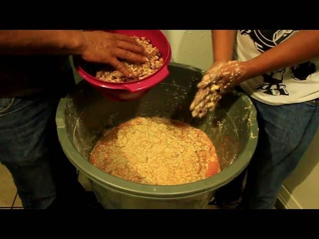 Tamales de Chipilín - La Cocina de los Pandas