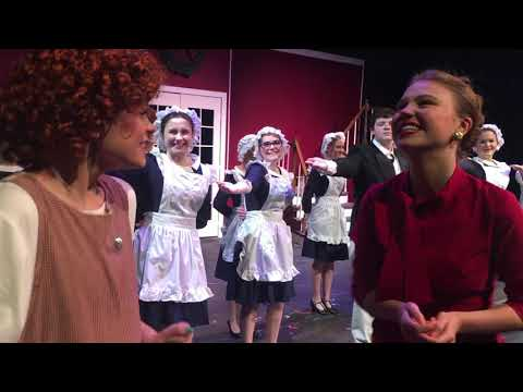 Official Annie Trailer - Indian Hills High School