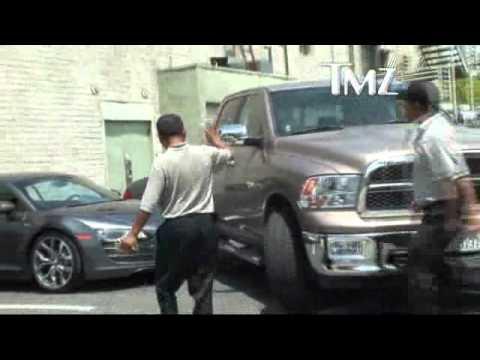 Paul Walker Crunches $130,000 Car (Audi R8) -- On Tape! - YouTube