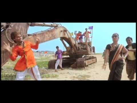 Pyatig Hooi Meen Takabani | Gar Gar Mandla | 2014 Kundapura Kannada Movie