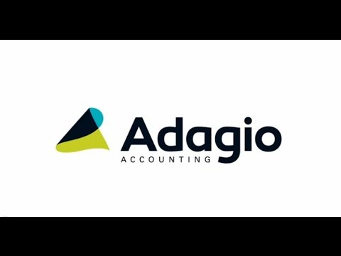 Introduction To Adagio Accounting Youtube