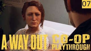 A WAY OUT - PART 7 - The Parent Trap - Co-Op Gameplay (1440p)