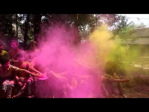 Our village holi celebration,remuna balasore