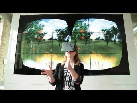 Обзор Myo VR [контроллер браслет виртуальной реальности]