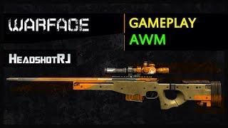 Warface Gameplay AWM Storm Invasion