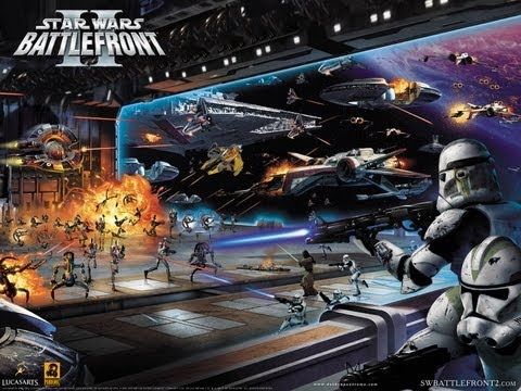 BUSCANDO PERSONAS - Battlefront 2