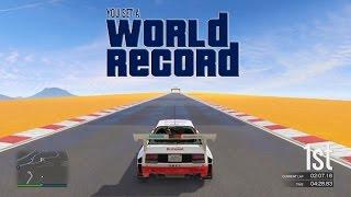 GTA5: Cunning Stunts - Race Alley -