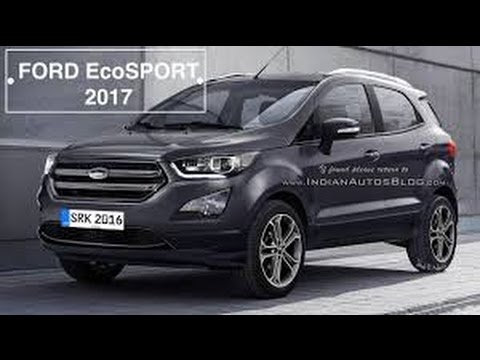 ford ecosport titanium 2017 review youtube. Black Bedroom Furniture Sets. Home Design Ideas