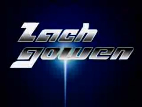 """Zach Gowen's 2003 Titantron Entrance Video feat. """"Out of My Way"""" Theme [HD]"""