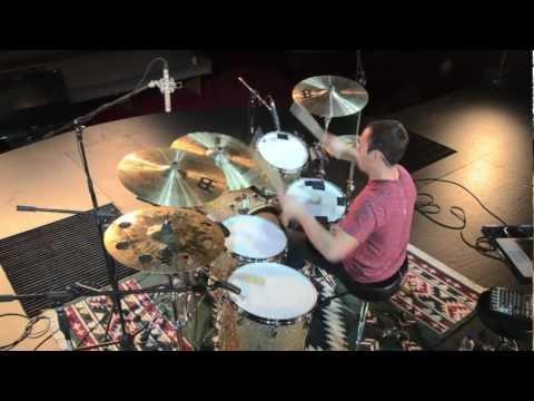 Hillsong - Cornerstone (Drum Cover)