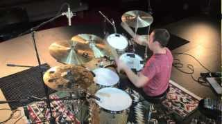 Hillsong - Cornerstone (Drum Cover)