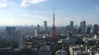 Panasonic LUMIX DMC-LX100 4K動画 東京タワー Tokyo Tower