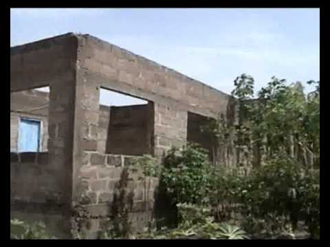 MR. AND MRS. ASAMOAHS CURRENT BUILDING STATUS IN GHANA