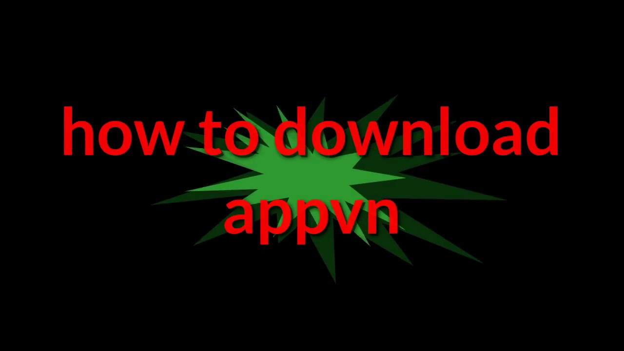 How to download appvn