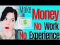 How To Make Money Online 2019 Just Searching The Internet (100% Free & No Experience!)