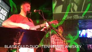 Tennessee Whiskey - Blaise Guld Duo