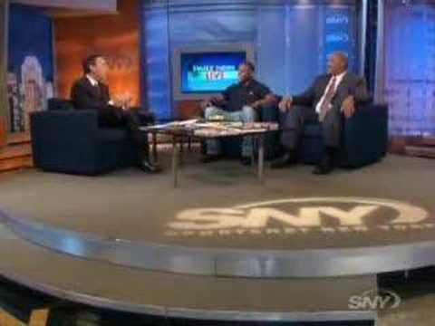 SNY.tv - Daily News Live guest Floyd Mayweather