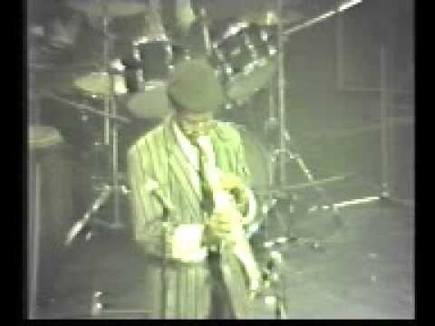 Hackney Empire 1988 - Jazz Improvisation