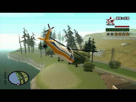 Веселимся в GTA San - Andreas Криминальная Россия #2