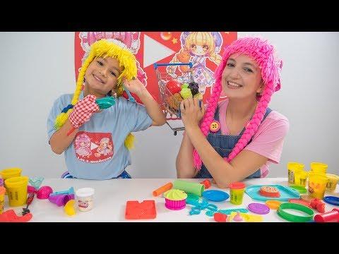24 horas Cocinando con Play-Doh S3:E169