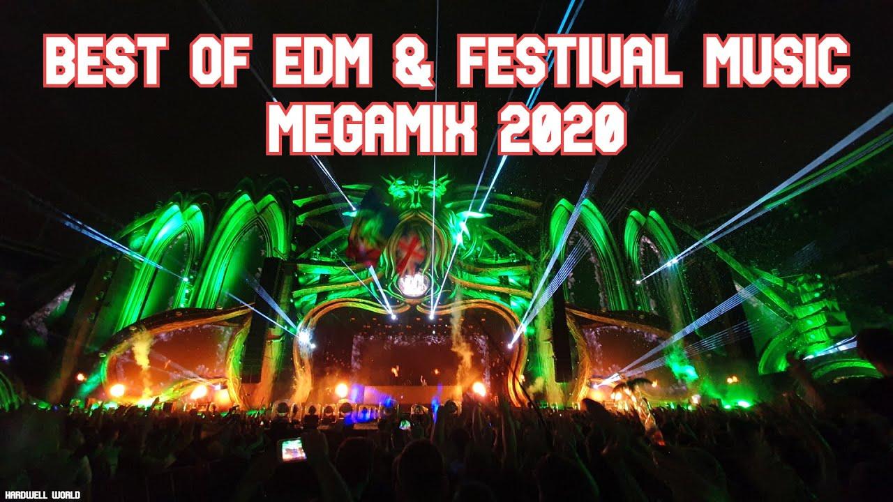 Best Of EDM Megamix & Festival Music 2020 (2 Hour Extended Set by RBG)