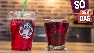 Starbucks Refresher BESSER selber machen!