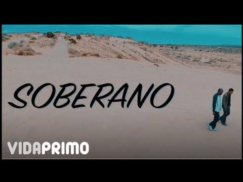 Aposento Alto (Sr Perez) - Soberano ft. Revolucionario Music [Official Video]