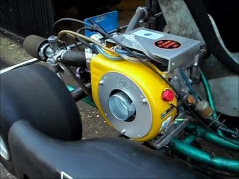 Super GX200 Kart Class Engine Start & Build Up - GX Tuning Store UK