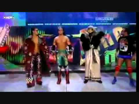 THE GREATEST & FUNNIEST WWE ENTRANCE EVER!