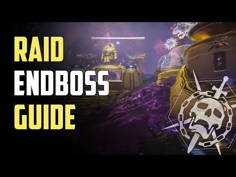Destiny 2 : Endboss Calus Raid Guide | Leviathan Raid Deutsch / German